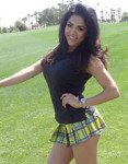 Golow Indoor Golf Girls Crystal